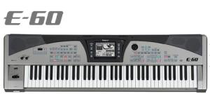 Roland E60 - Arranger workstation