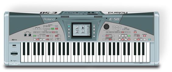 Roland E50