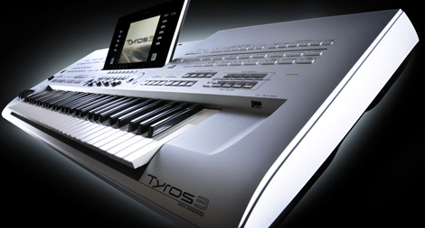 Flagship Arranger Workstation by Yamaha