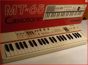 Casio MT-65 (1983)