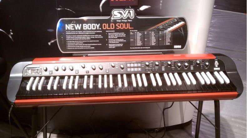Korg SV-1 Limited Edition