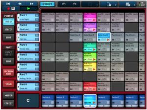 Yamaha Mobile Music Sequencer