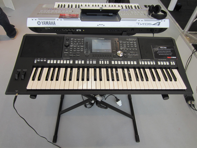 psr s950 tastiere arranger. Black Bedroom Furniture Sets. Home Design Ideas