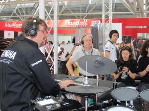 Mauro Di Ruscio presenta PSR-S950 al MIS 2013