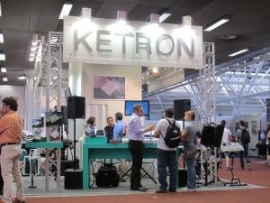 Stand Ketron al MIS 2013