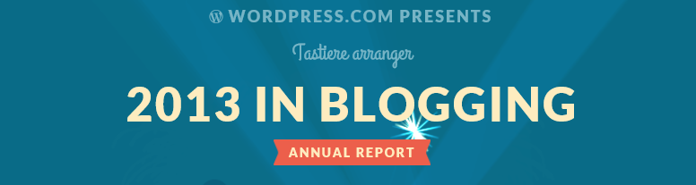 Annual report 2013 by WordPress.com
