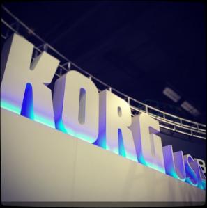 Korg presente al Winter NAMM 2014
