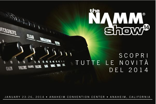 Winter NAMM 2014