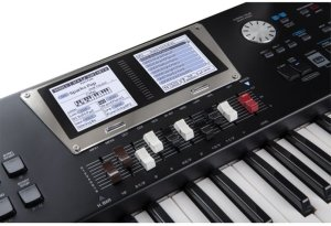 Roland BK-9, un superbo arranger workstation