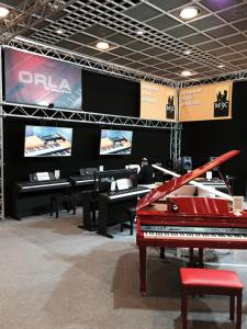 Stand Orla al MusikMesse 2015