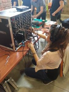 Donne e sintetizzatori al TSM 2014
