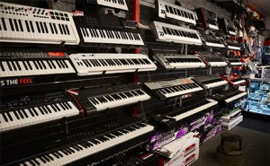 Sam Ash, la più grande catena di negozi di strumenti musicali negli USA