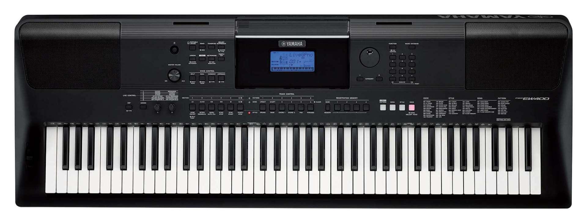 yamaha tastiere arranger