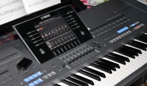 Mixing Console, una caratteristica importante per tutti gli arranger Yamaha