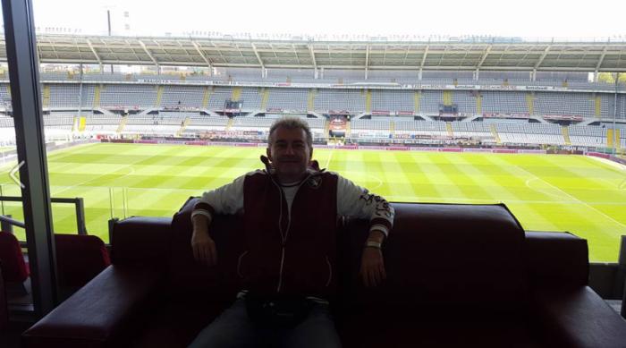 Max Tempia: intervista allo stadio Grande Torino