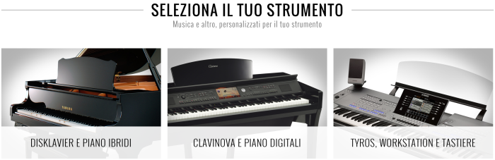 Yamaha MusicSoft rinnova la propria immagine