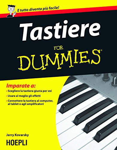 Tastiere for Dummies - Edizioni Hoepli