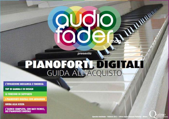AudioFader è una rivista web il cui editore è Quine Business Publisher