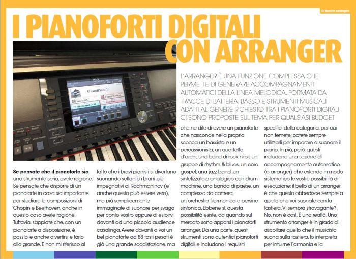 Lo speciale dedicato ai pianoforti con arranger comincia così: leggete il resto su AudioFader.com